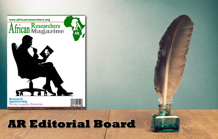 African Researchers (AR) Magazine Editors