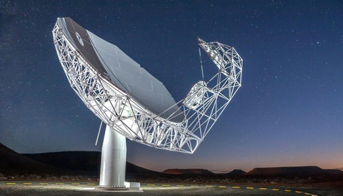 South Africa's powerful MeerKAT telescope discovered new giant 'radio galaxies' help shed light on the history of the universe
