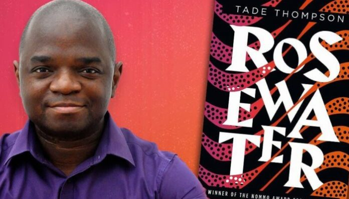 Nigerian author Tade Thompson takes the science fiction world by storm