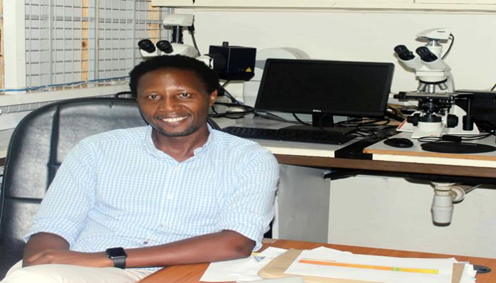 Prof. Steven Runo will be awarded the Royal Society Africa Prize 2020