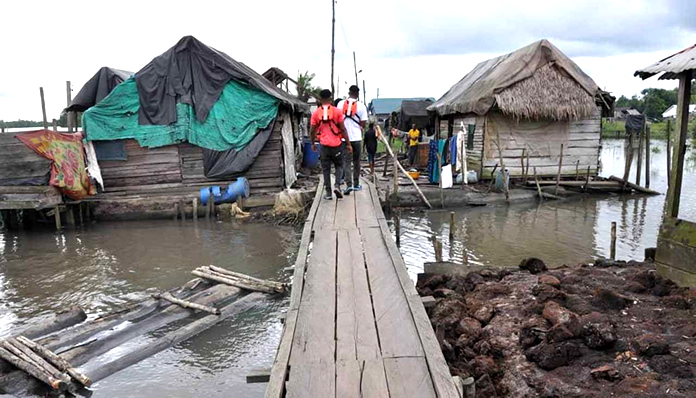 Corporate Social Responsibility (CSR) by Oil Companies in the Niger Delta Region of Nigeria is a Myth